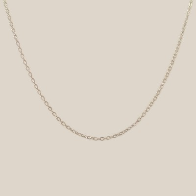 Srebrny łańcuszek Cable | srebro 925