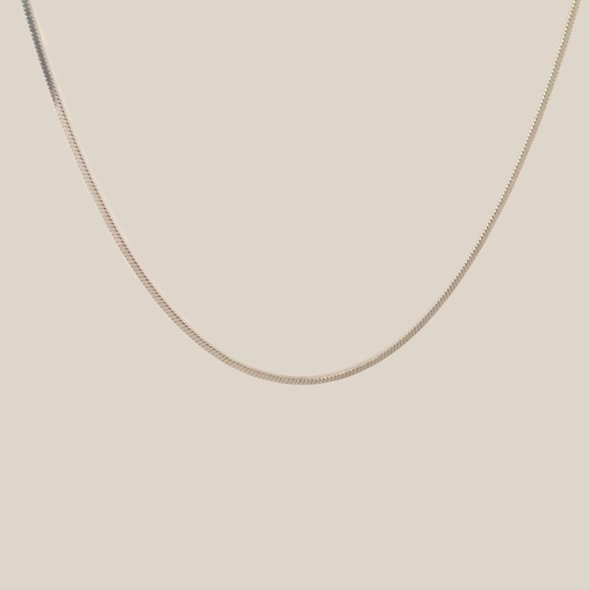 Srebrny łańcuszek Venetian | srebro 925
