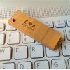 ECO Pendrive z bursztynem | Bamboo XL Amber 16~128GB USB 3.0