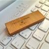 Pendrive bambusowy z grawerem | Bamboo XL 32GB USB 3.0