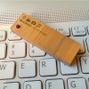 ECO Pendrive z bursztynem | Bamboo XL Amber 64GB USB 3.0